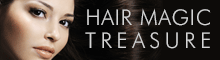 Fully Hair Magic Treasure