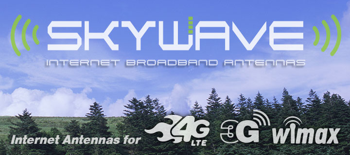 SkyWave Zensei Series Antennas - Conquer Distances