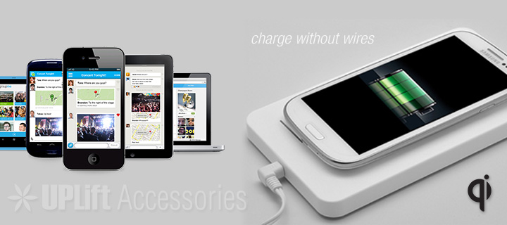Qi Wireless Receiver for Samsung Galaxy S4