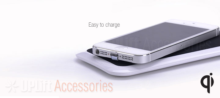 Qi Wireless Receiver for iPhone