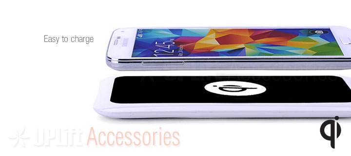 Qi Wireless Receiver for Galaxy S5