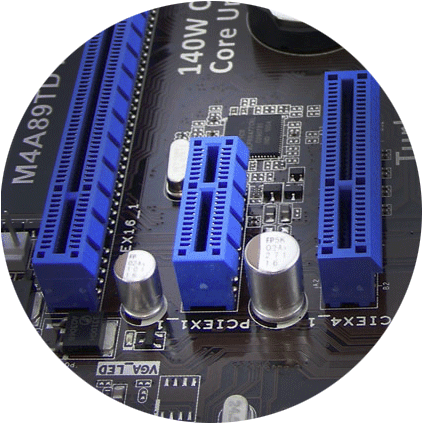 PCI-Express Bus Interface