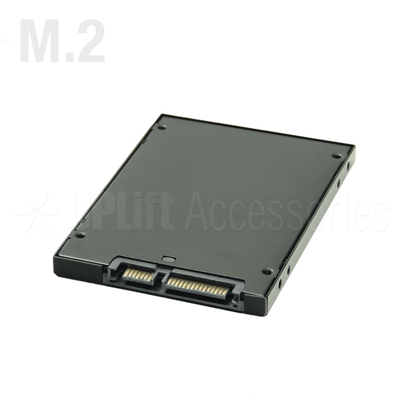 M.2 NGFF to SATA III Internal Aluminum Enclosure