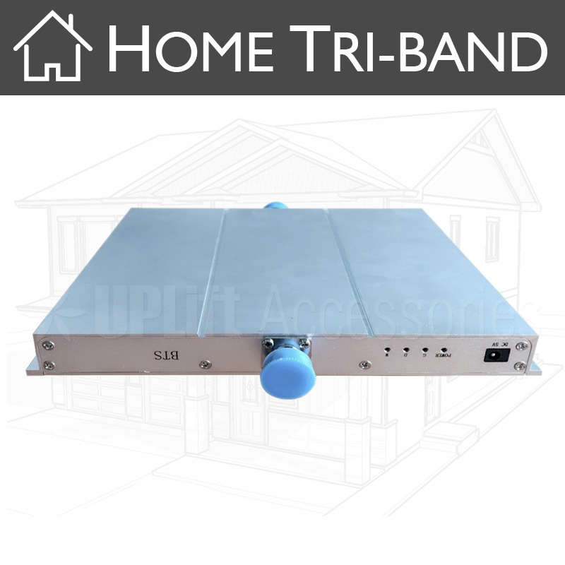 Home Tri-Band Signal Booster