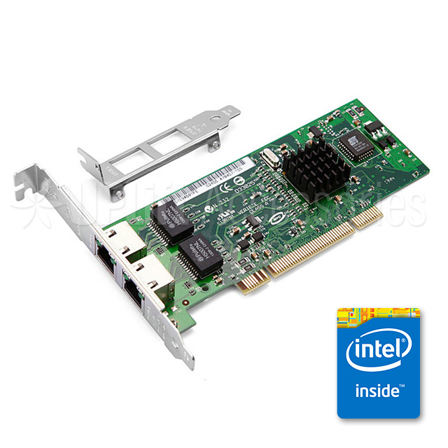 Intel Gigabit Ethernet LAN Adapter 2-Port (PCI)