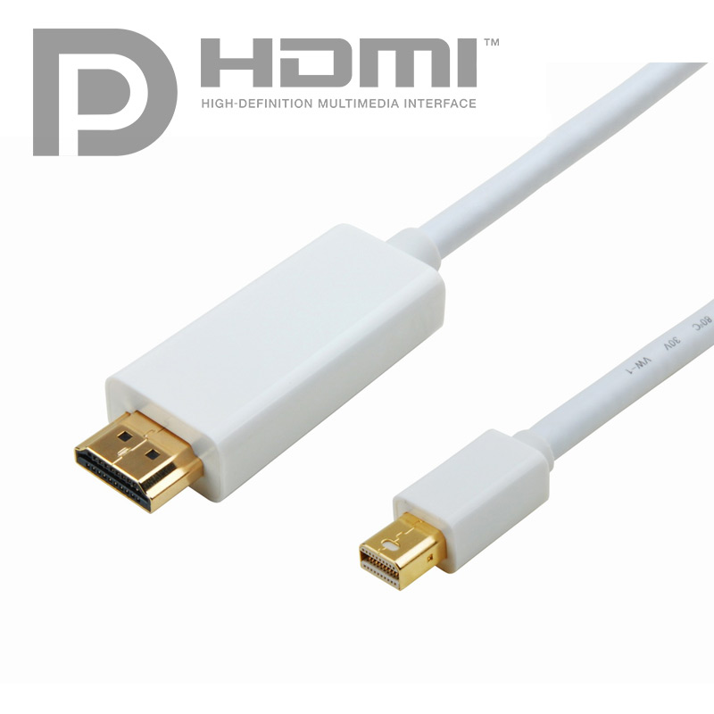 Mini-DisplayPort to HDMI Cable (1.8m)