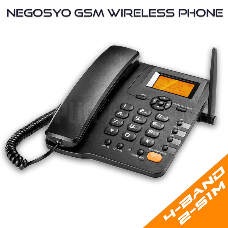 Negosyo GSM Wireless Phone