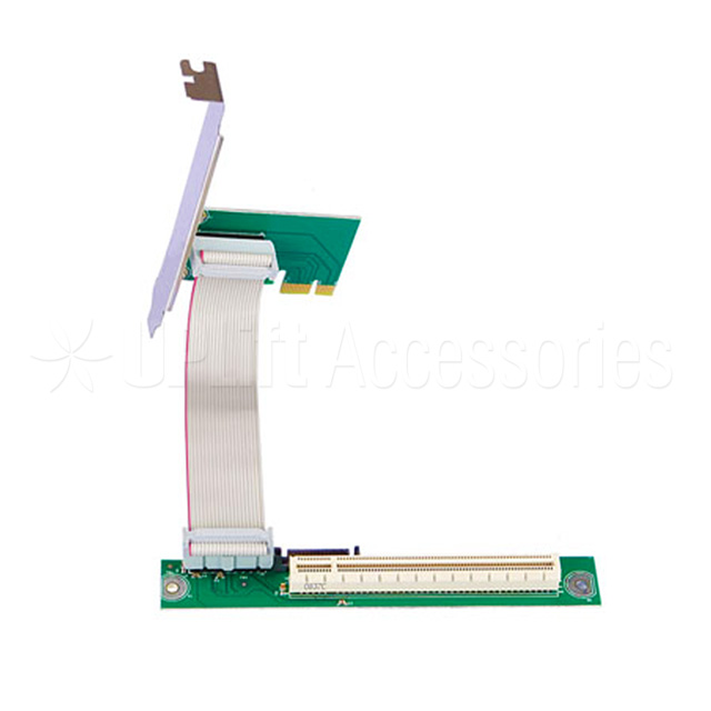 PCI-E x1 to x16 Ribbon-Type Riser Card