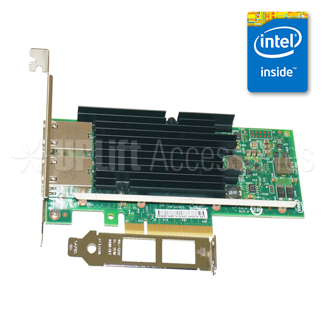 10Gbps Intel Converged Server Ethernet Adapter (2 Ports)