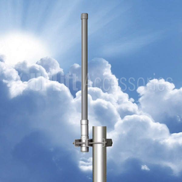 Omni-Fiberglass Antenna for Cellphone