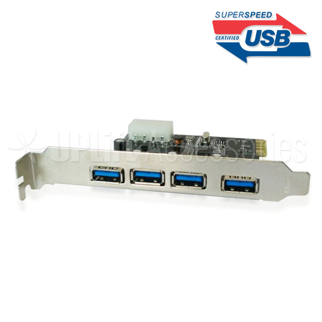 4-Port Expansion Card