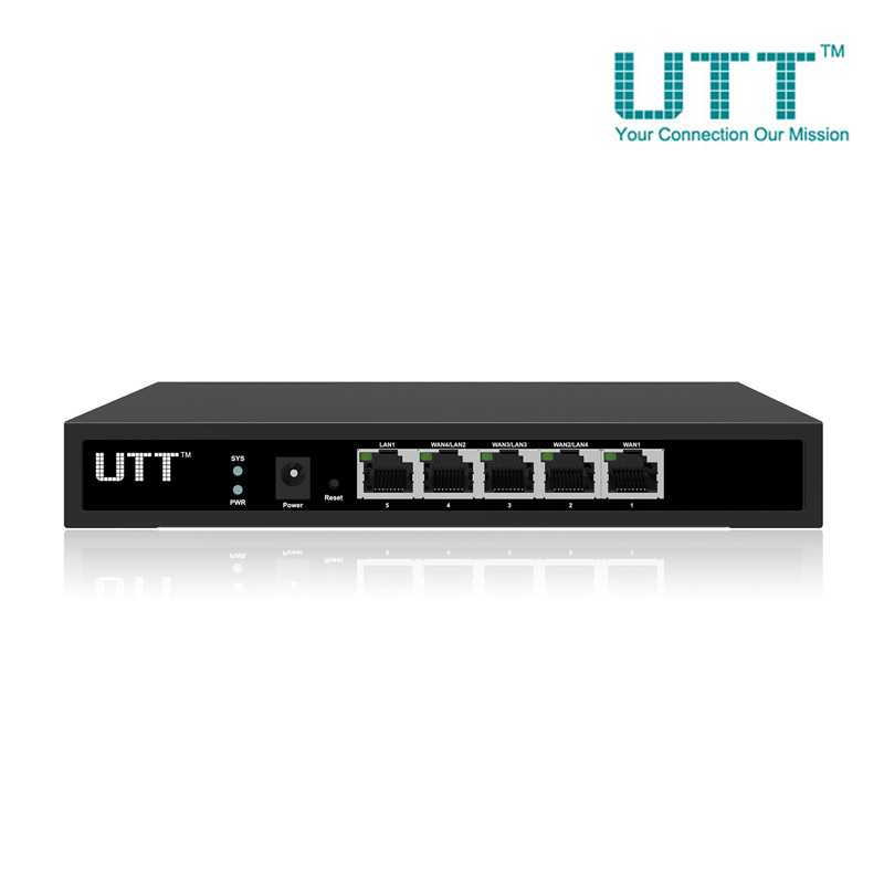 Load-Balancing 5-Port VPN Router (ER518)