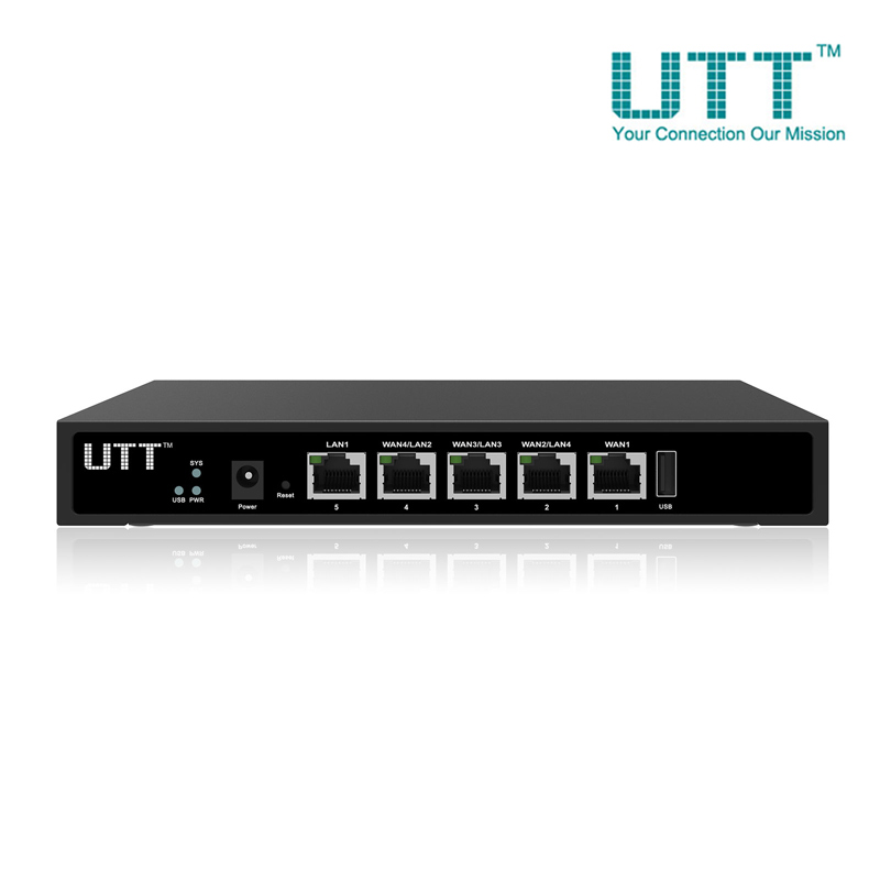 Load-Balancing 5-Port Gigabit VPN Router (ER840G)