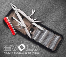 Multi-Pliers and Screwdriver Set (S-150)